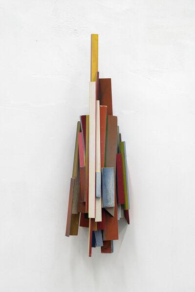 Daniel Verbis, 'Serie Aristas suprematistas, nº 4', 2013