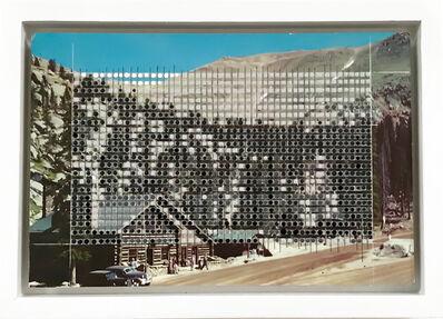 Nina Tichava, 'Borrowed Landscapes Study No.64/CO, Colorado Springs, Glen Cove Inn', 2017