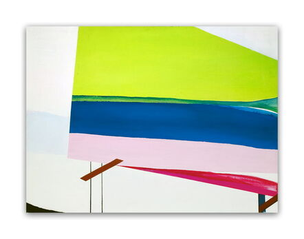 Laura Newman, 'Billboard (Abstract Expressionism painting)', 2009