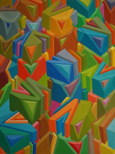 Ho Sik Sin, 'Random pyramid 2', 2014