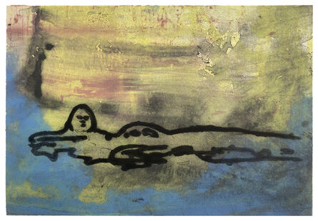 Michael Taylor (b. 1958), 'Flood 3', 2020