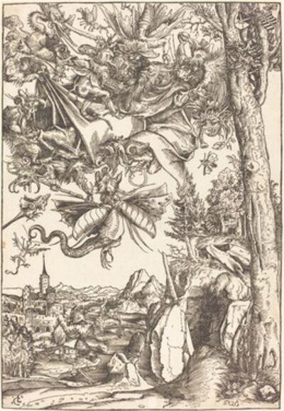 Lucas Cranach the Elder, 'The Temptation of Saint Anthony', 1506