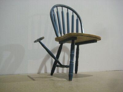 Graham Hudson, 'Tripod sculpture', 2009
