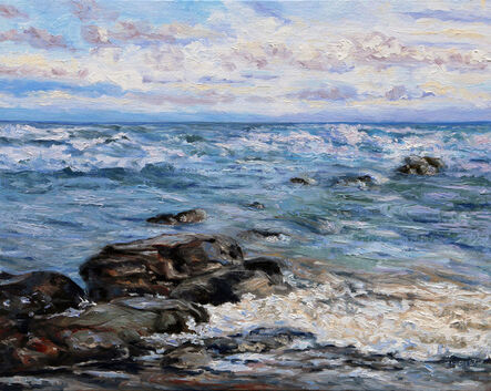 Terrill Welch, 'Sea Change', 2021