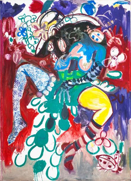 Wycliffe Mundopa, 'Paradise of Vice II', 2015