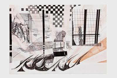 Kerstin Kartscher, 'liquid geometry', 2012