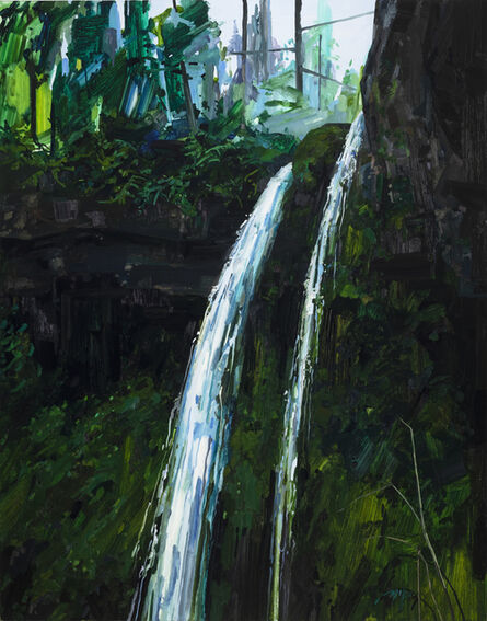 Claire Sherman, 'Waterfall', 2018