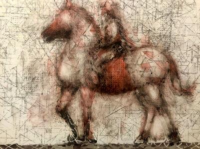 Alicia Rothman, 'Ruby Rider', 2019