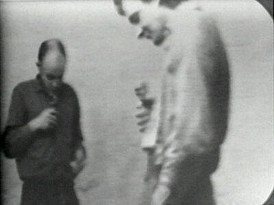 Dan Graham, 'Past Future Split Attention', 1972
