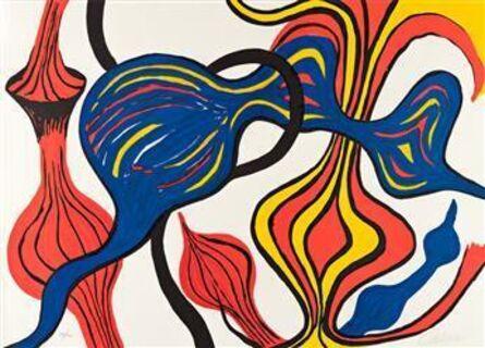Alexander Calder, 'Les Oignons', 1965