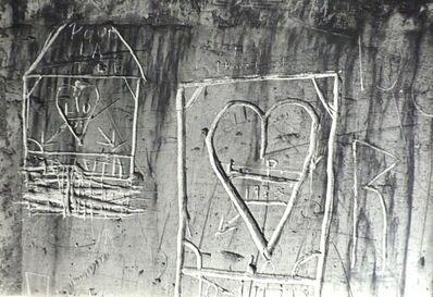 Horacio Coppola, 'Graffiti', 1934
