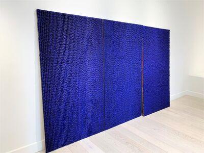 Toshiro Yamaguchi, 'Lluvia infinita', 2018