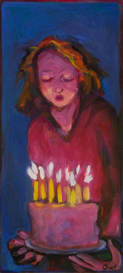 Carol Aust, 'Birthday Cake', 2021