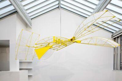 Susumu Shingu, 'Wings of Time', 2010