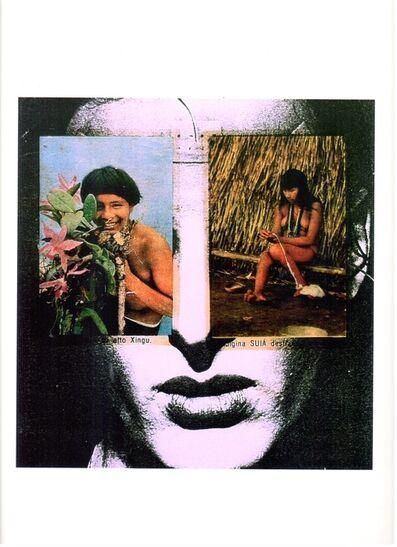 Anna Bella Geiger, 'Histórita di Brasil - Little boys and girls', 1975
