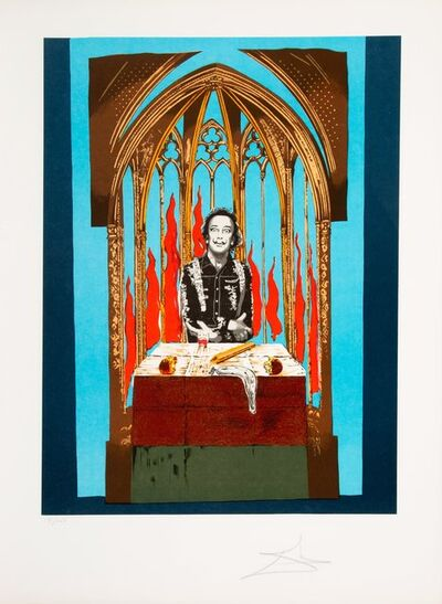 Salvador Dalí, 'Dali's Inferno', 1978