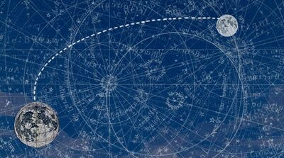 Pamela Phatsimo Sunstrum, 'To the Moon', 2014