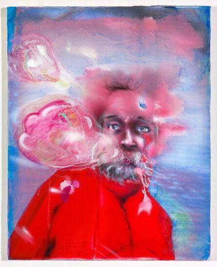 Emilie Stark-Menneg, 'The Weatherman', 2021