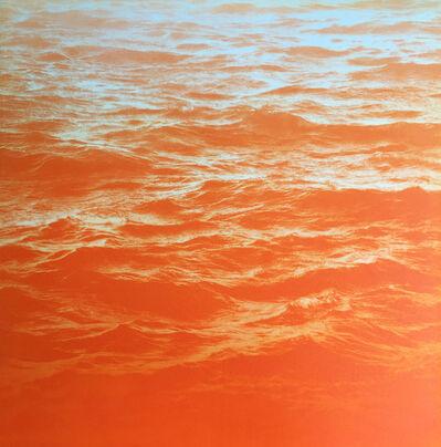 MaryBeth Thielhelm, 'Orange Sea', 2015