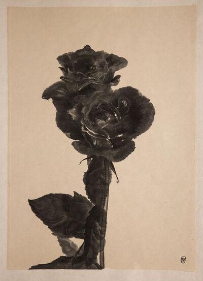 Naoto Nakagawa, 'Two Roses XI', 2005