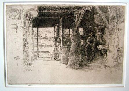 James Abbott McNeill Whistler, 'The Mill ', 1889