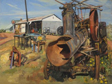 George Nick, 'Fairfield Farm Somerset, VA, 2 April 2014', 2014