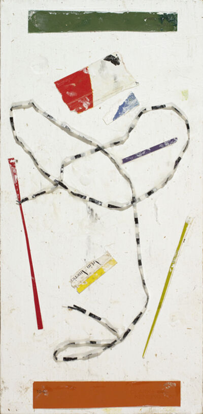 Bernd Haussmann, '10-6 (Art in America)', 2016