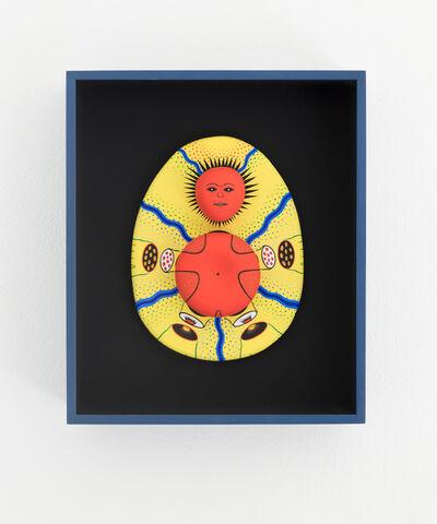 Lisa Jonasson, 'Utsöndring / Secretion', 2020