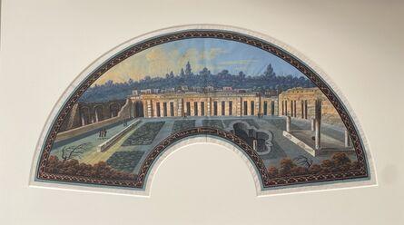 """Anonymous Italian, 'Villa di Pompejo"""" (Villa of Diomedes)', ca. 1800"""