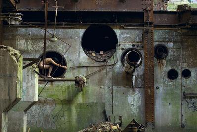 Miru Kim, 'Glenwood Power Plant, Yonkers, NY, USA #1', 2007