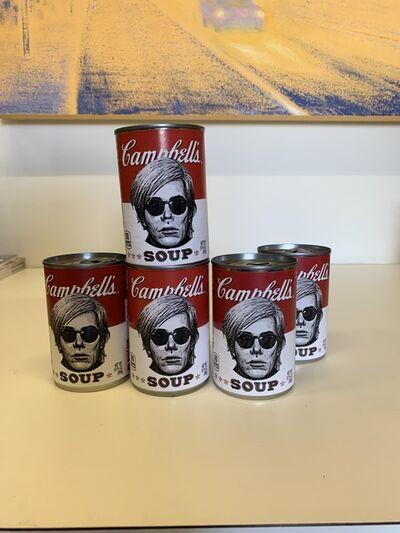 Hillary Kaye, 'Homage to Andy Warhol', 2019-2021