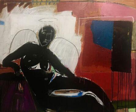 Frank Schroeder, 'Black Angel'