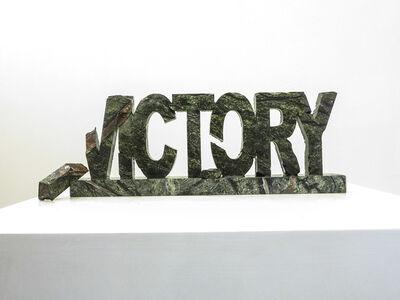 Loredana Longo, 'Victory', 2016
