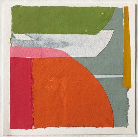 Anna Moser, 'Idea of Love (2021) 7 x 7 in', 2021