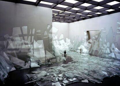 David DiMichele, 'Broken Glass', 2006