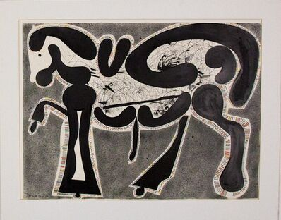 Harold Town, 'Toy Horse #11', 1978