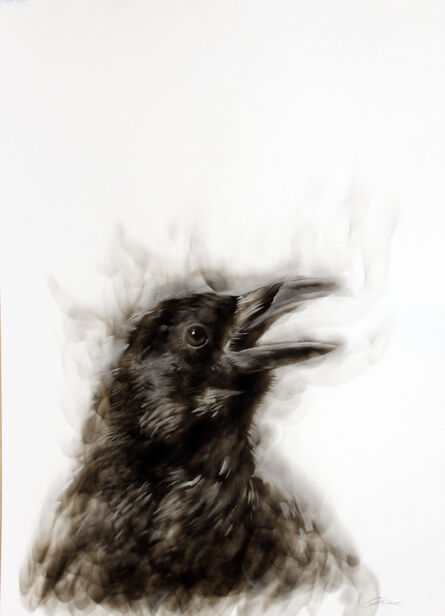 Diane Victor, ''and some are more equal than others' - the Raven', 2020