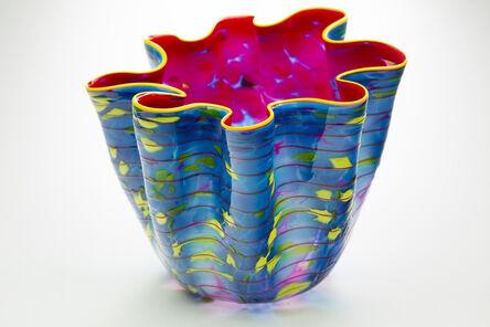 Dale Chihuly, 'Dale Chihuly Original Dakota Macchia Contemporary Glass Art', 2009
