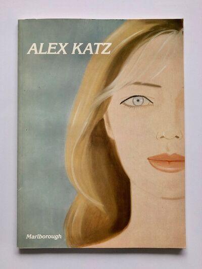 Alex Katz, 'Untitled', 1983