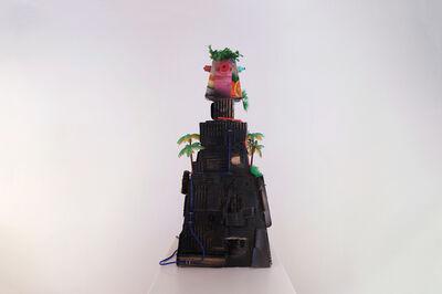 Simon Vega, 'Burned Toast Temple', 2014