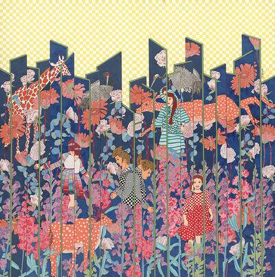 Liu Tianlian 刘天怜, 'Life in Mirrors', 2015