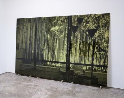 Veronika Kellndorfer, 'Oscar Niemeyer with lamp', 2012