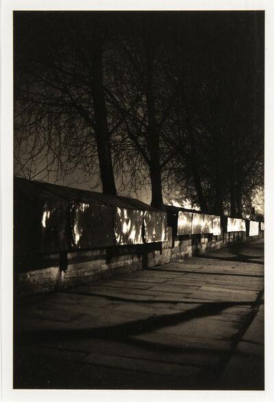 Tomio Seike, 'Quai Montebello, Paris', 1991
