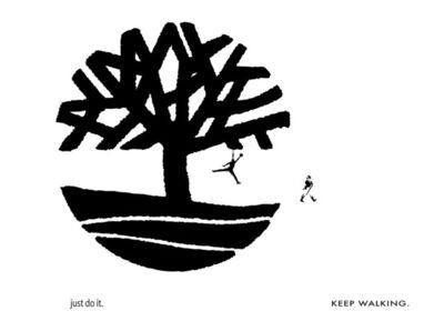 Hank Willis Thomas, 'Jordan and Johnnie Walker', 2006