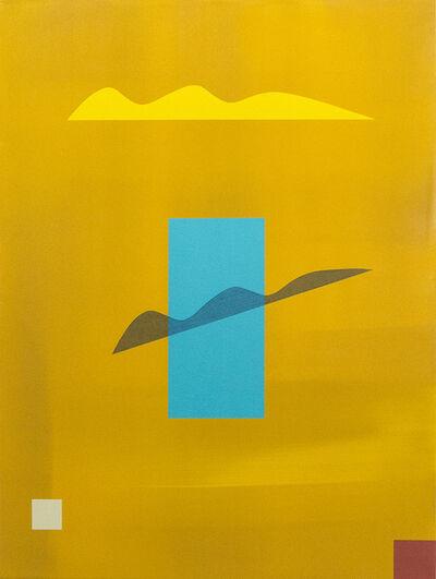 Milly Ristvedt, 'Desert Cloud (Paradise Paintings)', 2017