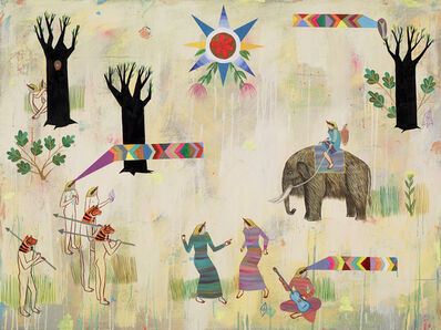 Deedee Cheriel, 'The Refuge of Eternal Imagination', 2014