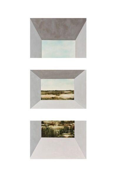 Kevin Earl Taylor, 'Magnetic Field (Triptych)', 2014