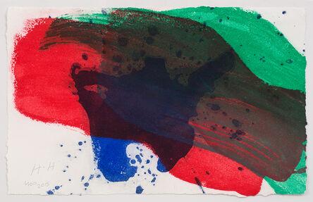 Howard Hodgkin, 'For Antony', 2015