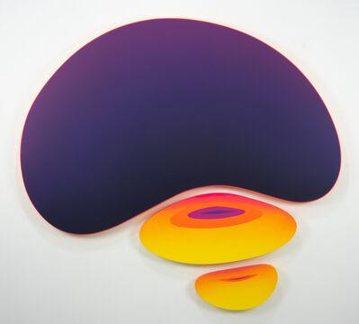 Jan Kaláb, 'Purple Medusa', 2021