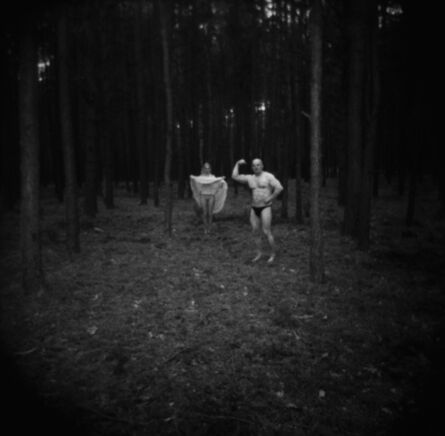Aneta Bartos, 'Skirt Up', 2016